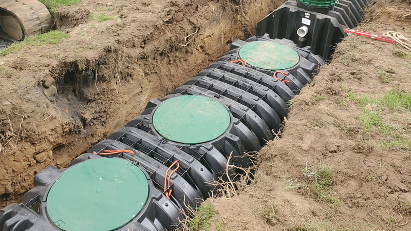 Septic tank Installation and Replacement