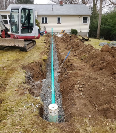 Sewer Lateral Installation